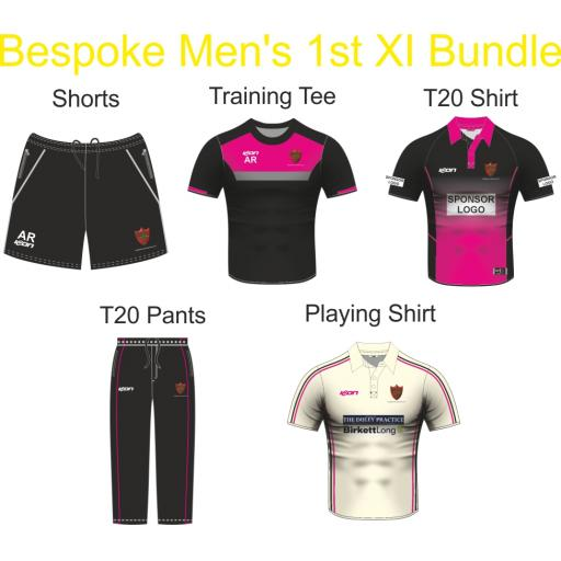Colchester & East Essex Bespoke Men's 1st XI Bundle