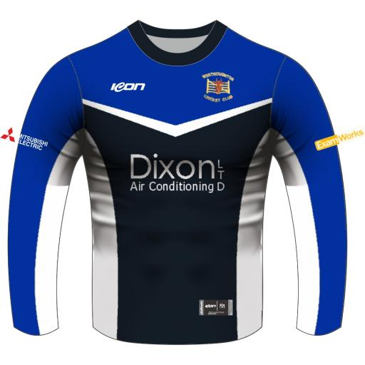Westhoughton CC Training T - Shirt / T20 Shirt - Long Sleeve