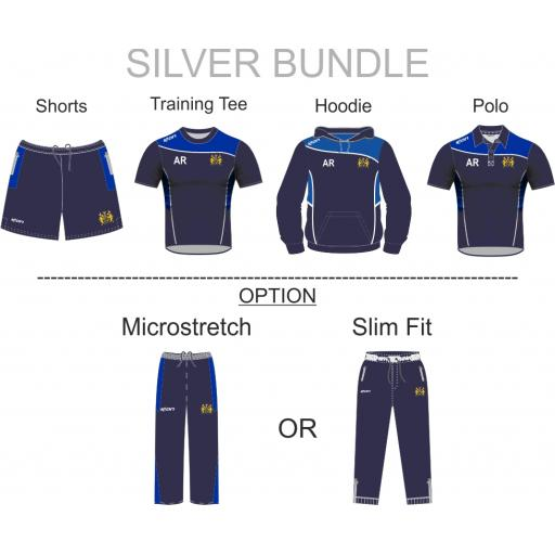 Copley CC Training Kit Bundle - Silver