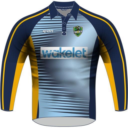 Greenfield CC T20 Shirt - Long Sleeve