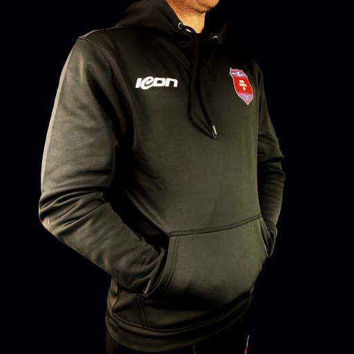 Icon Club Hoodie with with FREE RAFC Face Mask