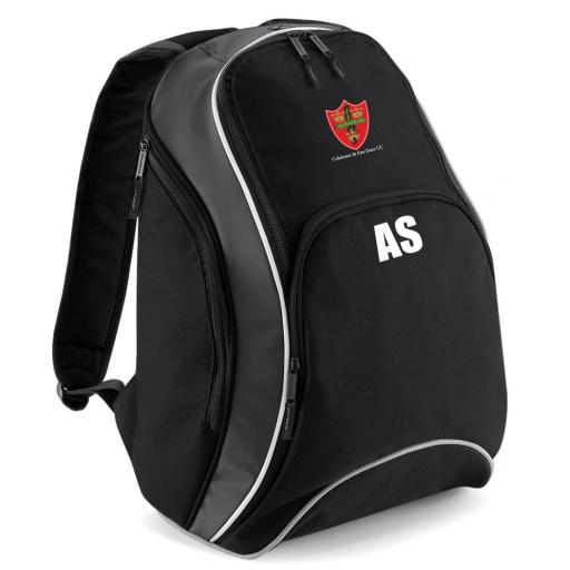 Colchester & East Essex CC Backpack