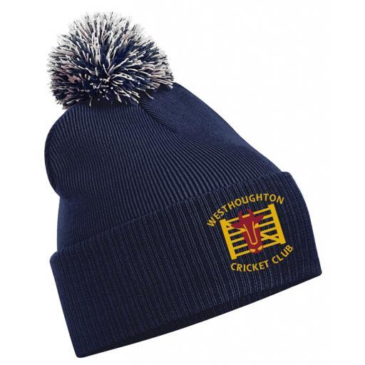 Westhoughton CC - Beanie Hat
