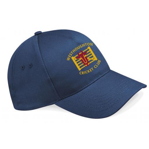 Westhoughton CC Cap