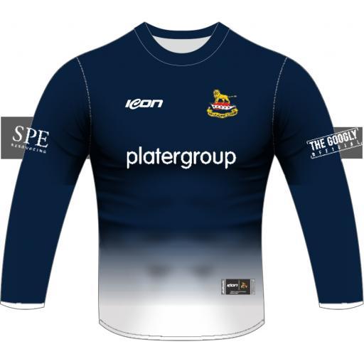 Glossop CC T20 Shirt - Long Sleeve
