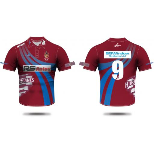 Atherton CC SENIOR T20 Shirt - Short Sleeve