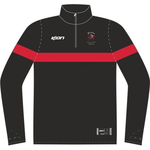 Denton CC Training Jacket - 1/4 Zip
