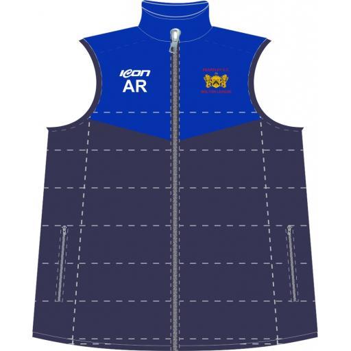 Kearsley CC Puffy Vest