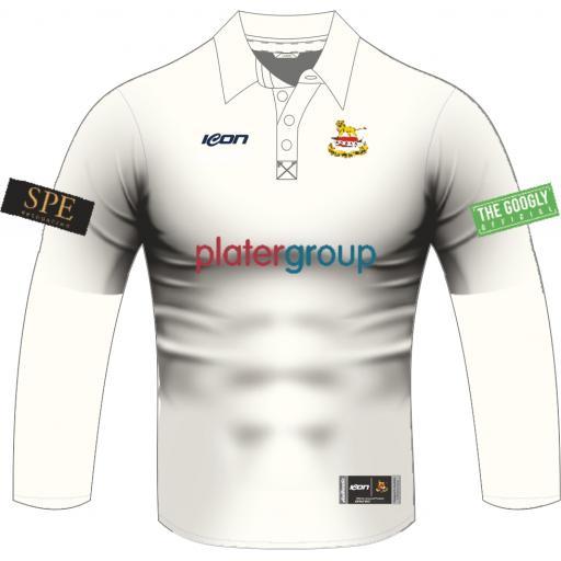 Glossop CC Playing Shirt - Long Sleeve