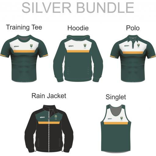 North East Cheshire CC Bespoke Silver Bundle