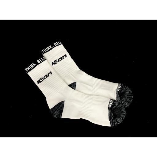 Icon PRO Performance Dri-Tec Crew Socks (2 Pairs)