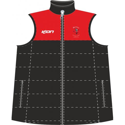 Denton CC Puffy Vest