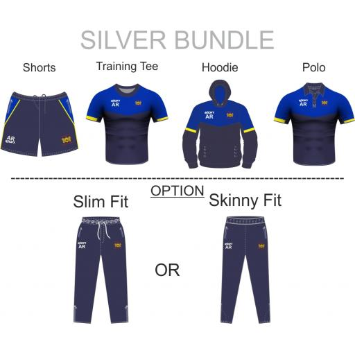 Kearsley CC Silver Bundle