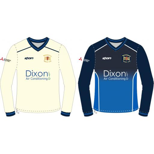 Westhoughton CC Reversable Cricket Sweater - Long Sleeve