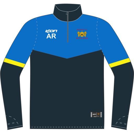 Kearsley CC Training Jacket - 1/4 Zip