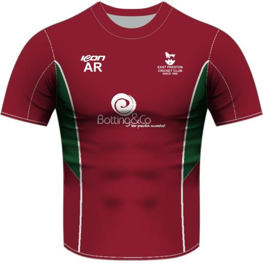 East Preston CC Training T-Shirt