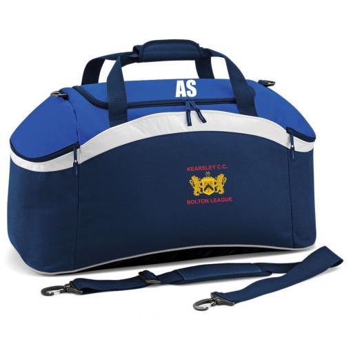 Kearsley CC ICON Kit Bag