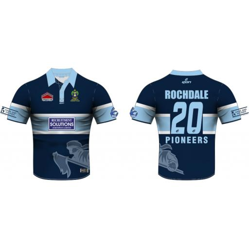 Rochdale CC T20 Shirt - Short Sleeve