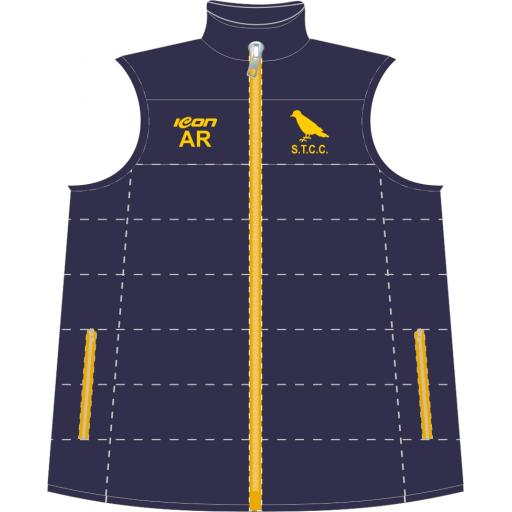 Southport Trinity CC Puffy Vest
