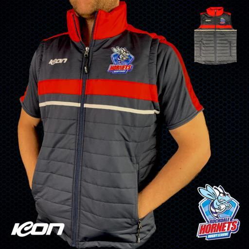 Rochdale Hornets Puffer Vest