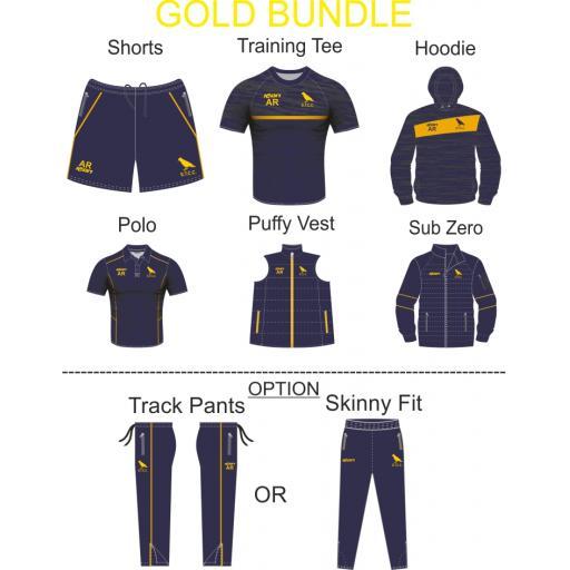 Southport Trinity CC Gold Bundle