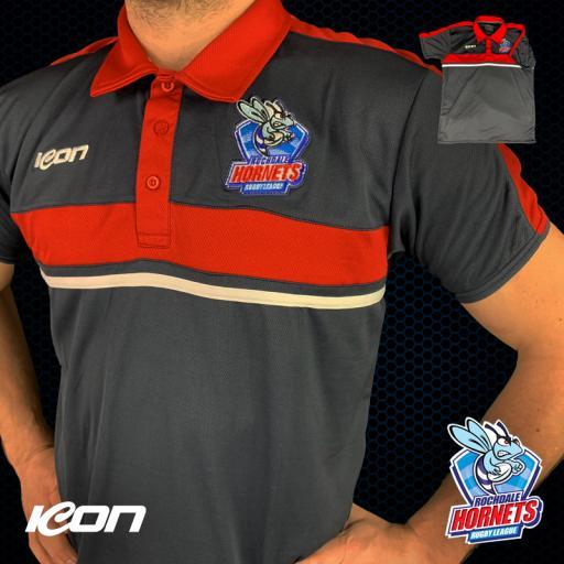 Rochdale Hornets Polo Shirt