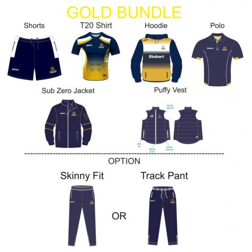 Northern CC Bespoke Gold Bundle
