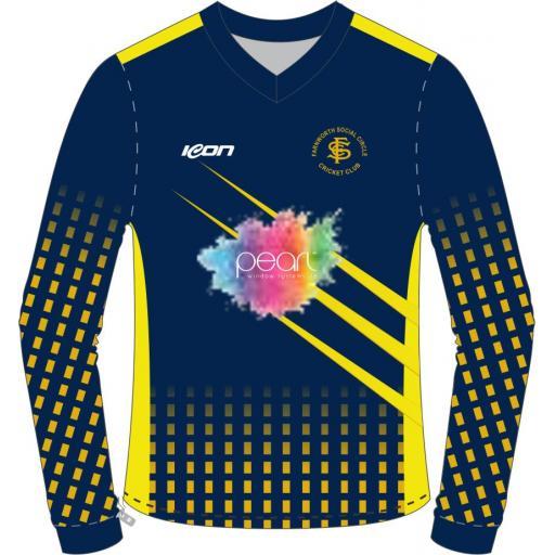 Farnworth Social Circle C.C T20 Sweater - Long Sleeve