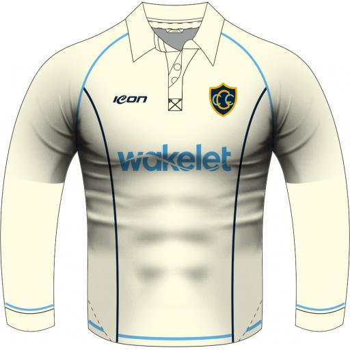 Greenfield CC Playing Shirt - Long Sleeve