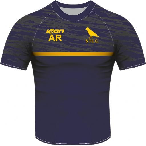 Southport Trinity CC Melange Training T - Shirt