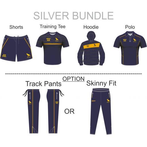 Southport Trinity CC Silver Bundle