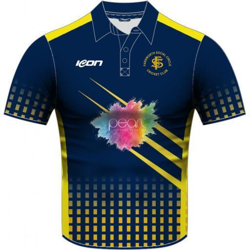 Farnworth Social Circle CC T20 Shirt - Short Sleeve