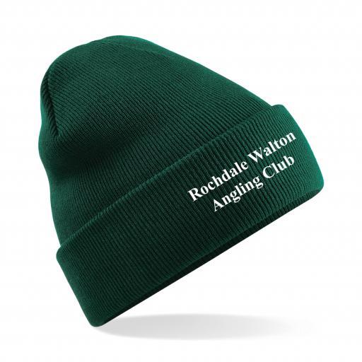 Rochdale Walton Angling Club Beanie Hat
