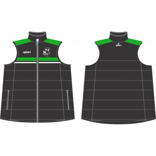 Rochdale Walton Angling Club Puffy Vest