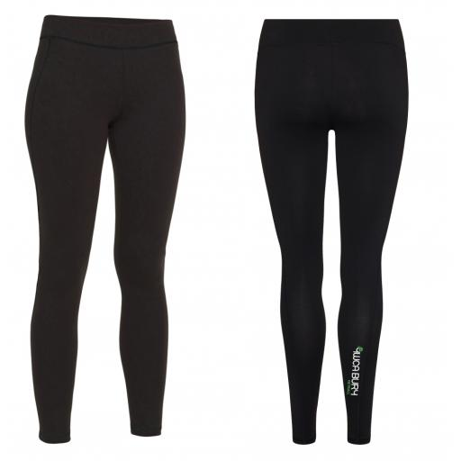 Bury Netball CLUB Performance Leggings