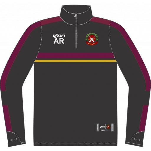 Bosbury CC 1/4 Zip Sublimated Top