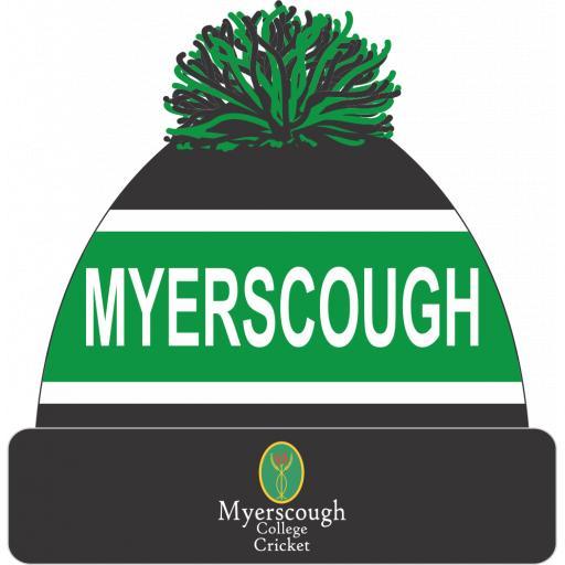 Myerscough Cricket (Preston) Beanie Hat