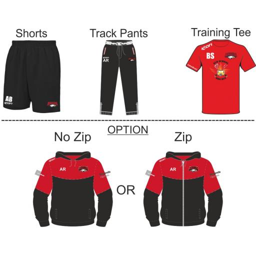 Oldham Eagles Training Bundle