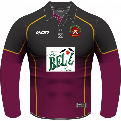 Bosbury CC T20 Shirt - Long Sleeve