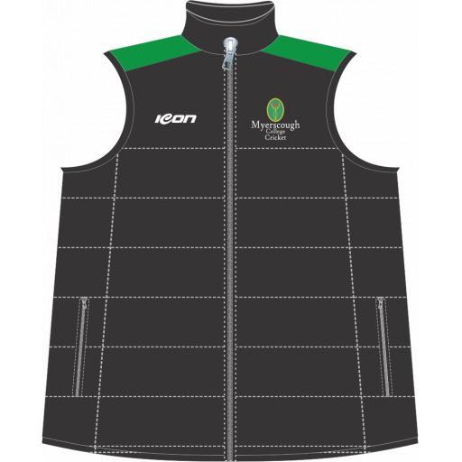Myerscough Cricket (Preston) Puffer Vest