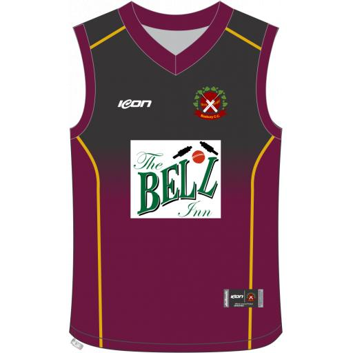 Bosbury CC T20 Sweater - Sleeveless