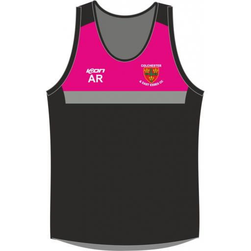 Colchester & East Essex CC Training Vest