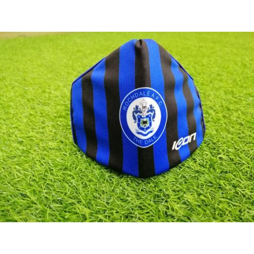 Rochdale AFC Reversible Face Mask
