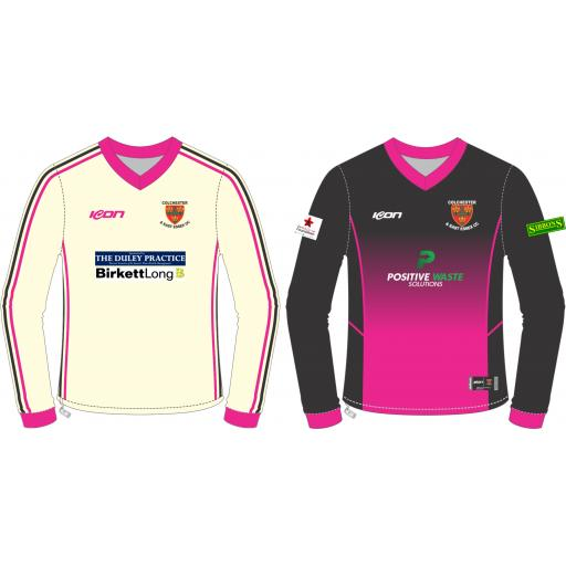 Colchester & East Essex CC Reversible Cricket Sweater - Long Sleeve