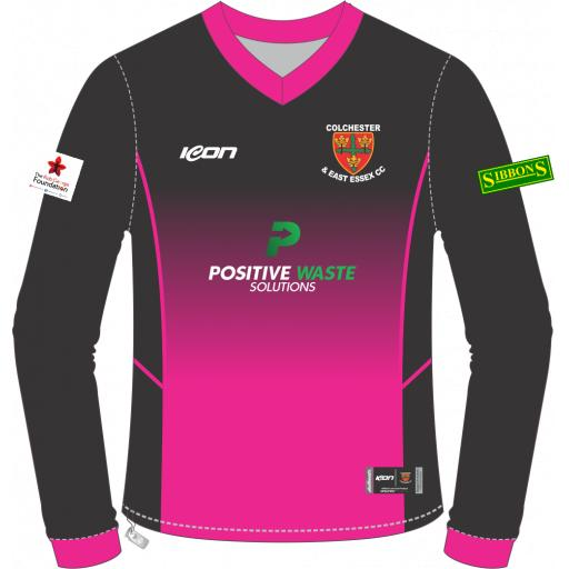 Colchester & East Essex T20 Sweater - Long Sleeve