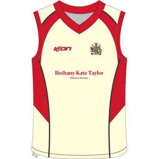 University of South Wales Cricket Sweater - Sleeveless