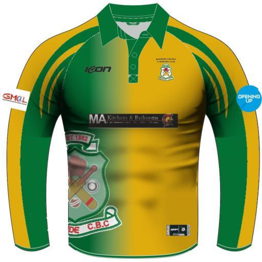 Moorside C & BC Long Sleeve T20 Shirt