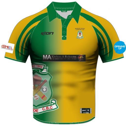 Moorside C & BC T20 Shirt