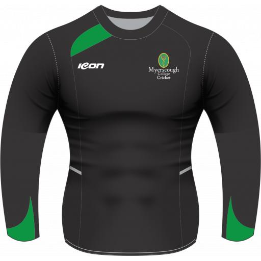 Myerscough Cricket (Preston) Long Sleeve Training T-Shirt - Ladies
