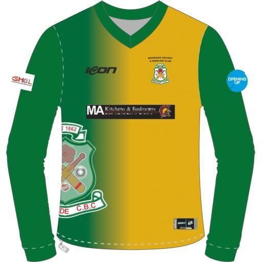 Moorside C & BC T20 Sweater - Long Sleeve